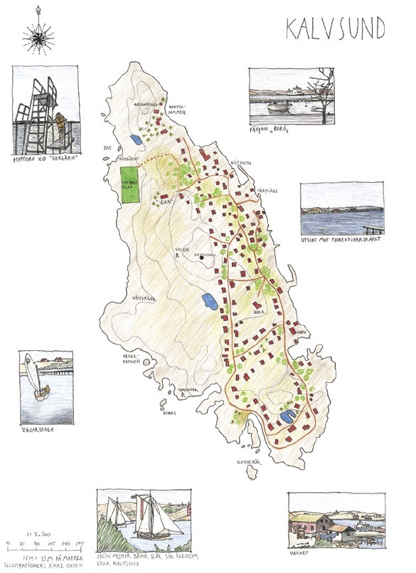 kalvsundkarta