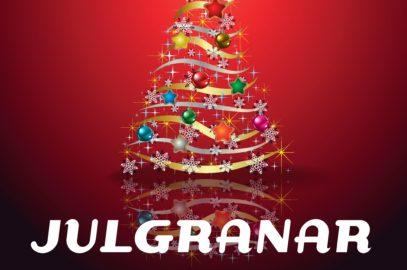 Julgransförsäljning på Kalvsund 9/12 – 2017